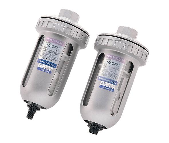 Automatyczne spusty kondensatu